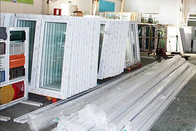 hala productie termopane